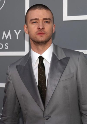 Justine Timberlake grammy